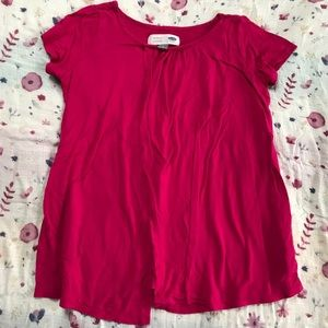 ✨5️⃣for $🔟✨ Old Navy maternity nursing tee S